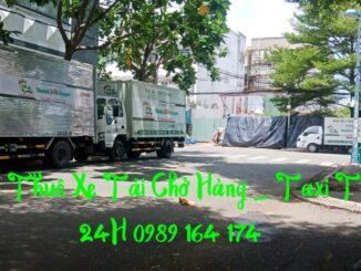 Taxi tải chở hàng 24H