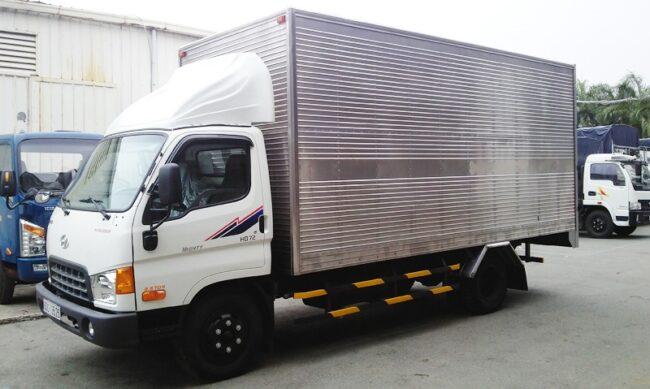 Xe tải 3,5 tấn