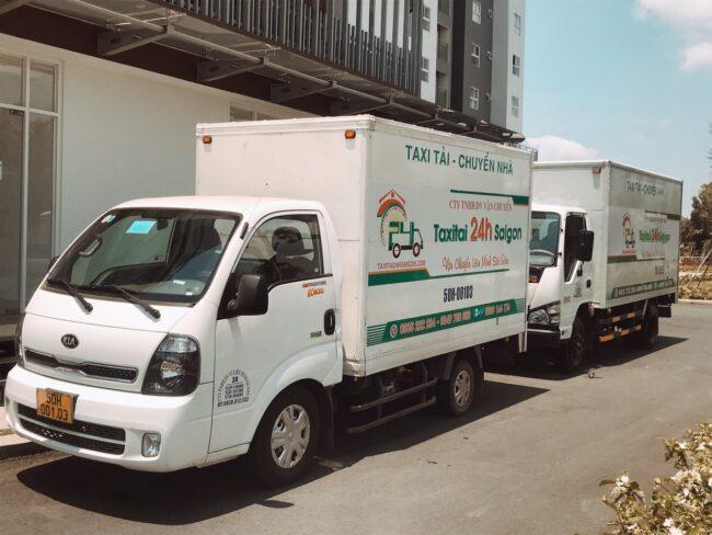 Cho thuê xe tải 1,5 tấn chở hàng giá rẻ