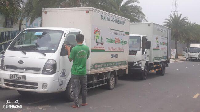 Cho thuê xe tải vận chuyển hàng hóa giá rẻ