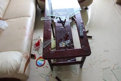 Khó khăn trong tự chuyển làm nội thất bị vỡ ảnh hưởng đến tính mạng