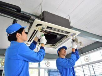 Tháo lắp máy lạnh huyện bình chánh