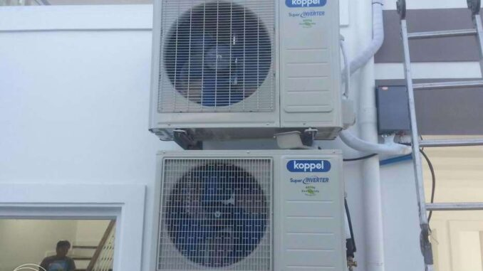 Tháo lắp máy lạnh chuyên nghiệp tại quận bình tân