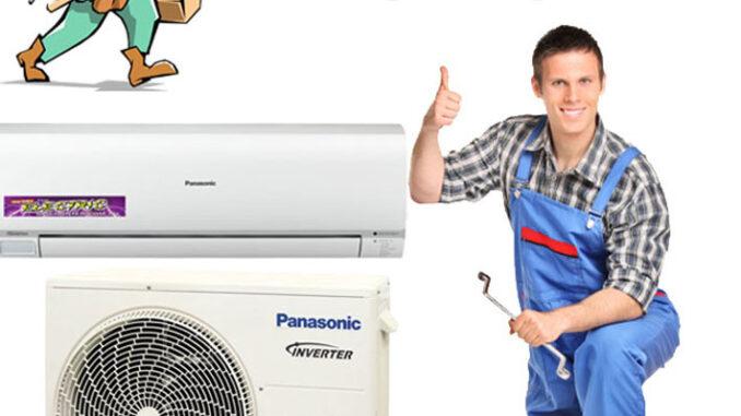 Tháo lắp máy lạnh chuyên nghiệp tại quận tân bình