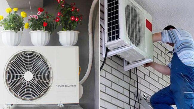 Tháo lắp máy lạnh chuyên nghiệp tại quận thủ đức