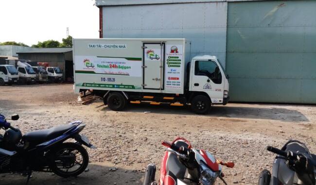 Taxitai 24h cung cấp đa dạng dịch vụ vận chuyển