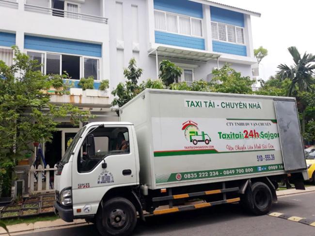 Công ty vận chuyển Taxitai 24h uy tín, chất lượng