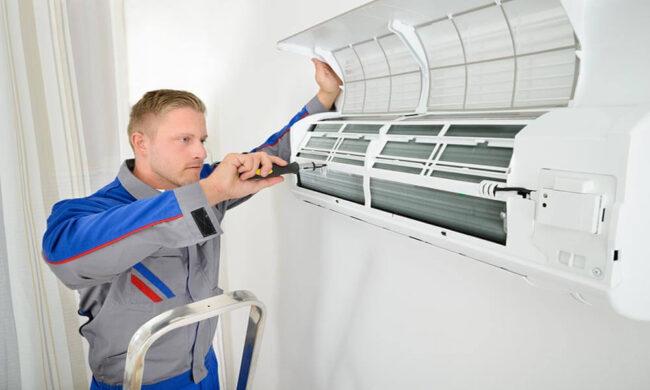 tháo lắp máy lạnh hcm