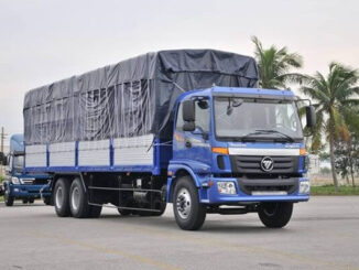 Xe tải chở hàng 10 tấn