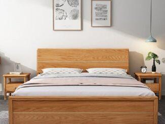 Lựa chọn giường ngủ màu sắc phù hợp