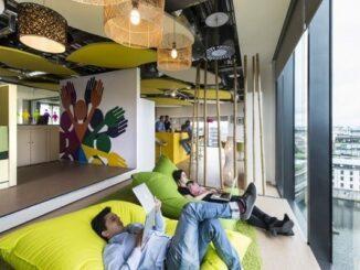 Thiết kế nội thất văn phòng tích hợp